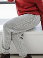Simple & Basic Knitted Pants