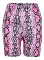Printed Sports Yoga Women Sports Shorts